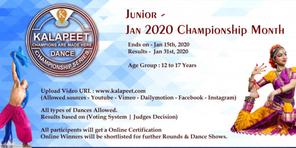 Junior dance comp