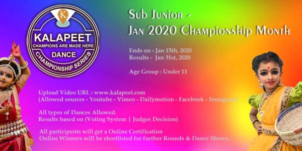 sub junior dance