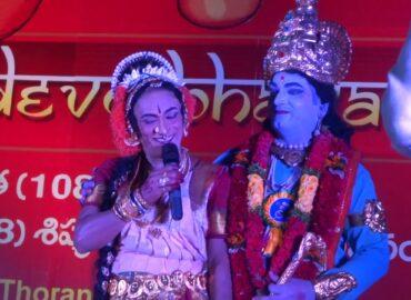 The Extraordinary Kuchipudi Artist- Sri Vedantam Radheshyam