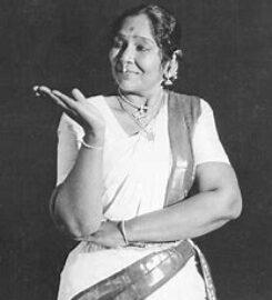 Tanjore Balasaraswati- Bharatnatyam